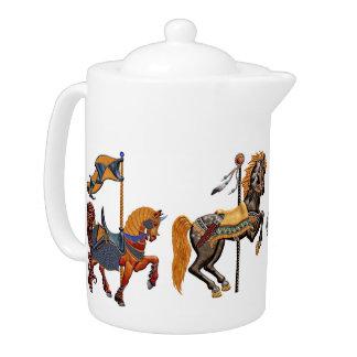 LG van de theepot - de Verrukking van het Paard