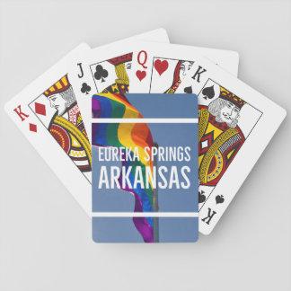 LGBT de eureka- lentesspeelkaarten Pokerkaarten