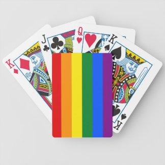 lgbtq de Speelkaarten van de Pook Bicycle® Bicycle Speelkaarten