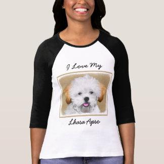 Lhasa Apso T Shirt