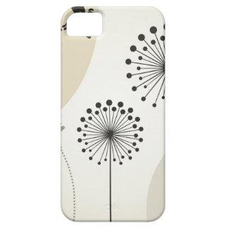 Libel op een bloem barely there iPhone 5 hoesje