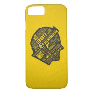 Libertarian Abstracte Gedachte iPhone 7 cas van iPhone 7 Hoesje