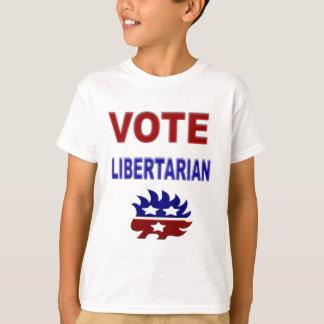Libertarian stem t shirt