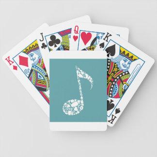 Lichaam de nota poker kaarten