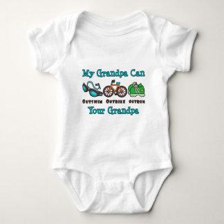 Lichaam van het Baby Triathlon van Outswim van de Romper