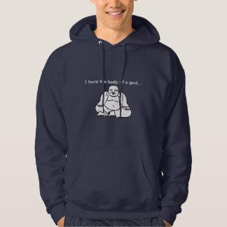 """Lichaam van het grappige Sweatshirt het """"van een"""