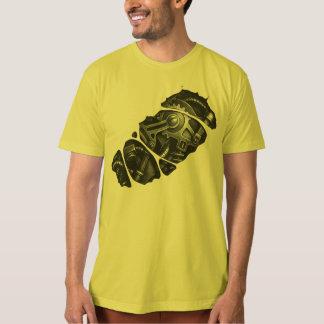 lichaam van machine t shirt