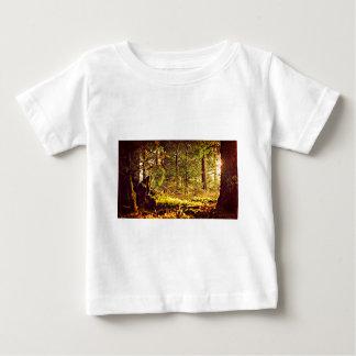 Licht in het Bos Baby T Shirts