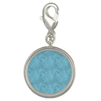 Lichtblauwe Textuur om Charme Foto Charm
