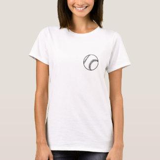 Lichte Overhemd van de Speler BB/SB van het mamma