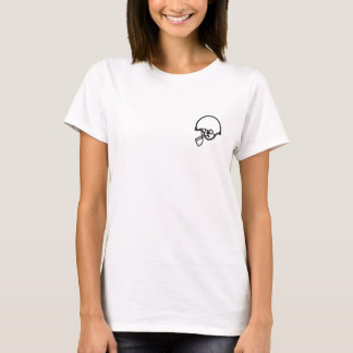 Lichte Overhemd Y van de Voetbalster van het mamma