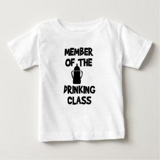Lid van de het Drink klasse Baby T Shirts