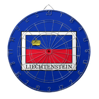Liechtenstein Dartbord