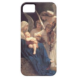 Lied van de Engelen - William-Adolphe Bouguereau Barely There iPhone 5 Hoesje
