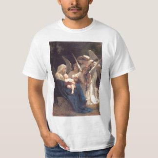 Lied van de Engelen - William-Adolphe Bouguereau T Shirt