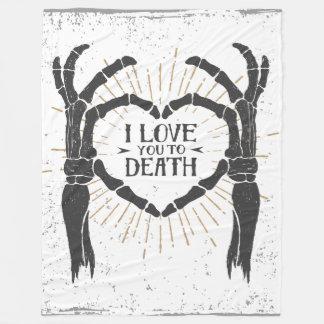 Liefde aan de deken van de Vacht van de Dood