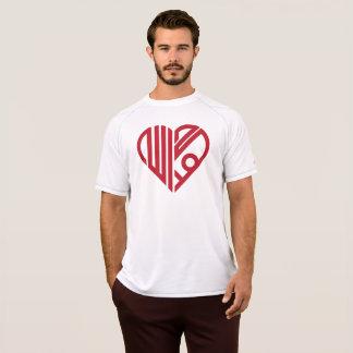 Liefde Allah en Muhammad T Shirt