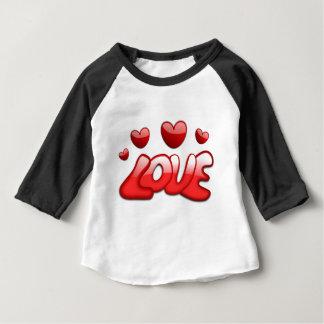 Liefde Baby T Shirts