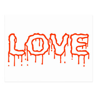 Liefde Briefkaart