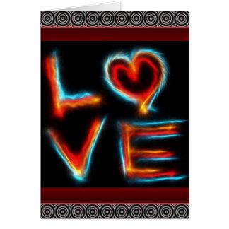 Liefde Briefkaarten 0