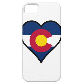 Liefde Colorado Barely There iPhone 5 Hoesje