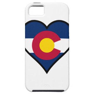 Liefde Colorado Tough iPhone 5 Hoesje