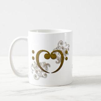 Liefde die Baars - zijn allen over de Baarzen Koffiemok
