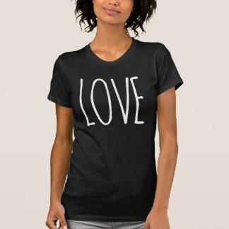 Liefde, doopvont DIY+kleur T Shirt
