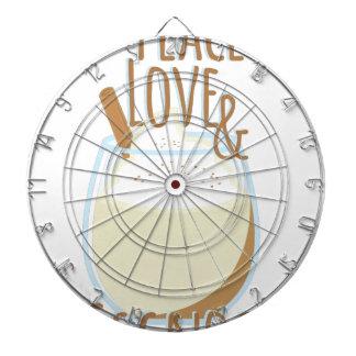 Liefde & Eierpunch Dartborden