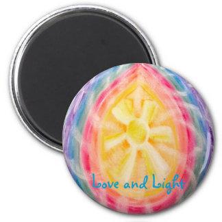 Liefde en Lichte chakramagneet 2 Magneet