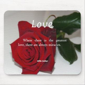 Liefde en Mirakelen Muismat