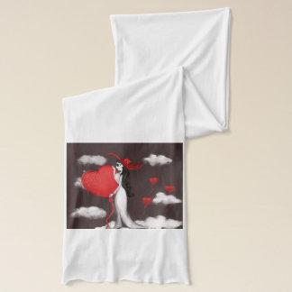 Liefde en valenitne sjaal