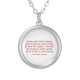 Liefde en Vriendschap en Humeur en Schepen op zee
