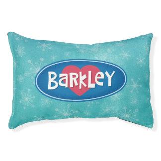 Liefde Gepersonaliseerde Barkley Hondenbedden