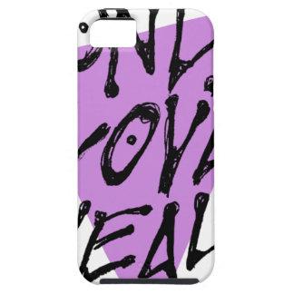 Liefde-HEEL Tough iPhone 5 Hoesje