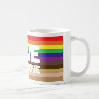 Liefde iedereen de Mok van de Koffie