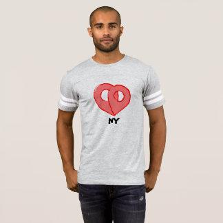 Liefde in… voetbal shirt