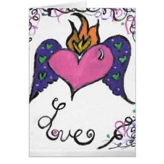 Liefde Kaart