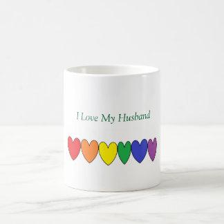 Liefde LGBT mijn echtgenootmok Koffiemok
