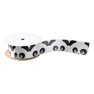 Liefde Panda® Satijnen Lint