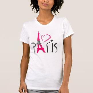 liefde Parijs T Shirt