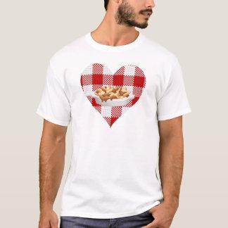 liefde poutine t shirt