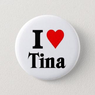 Liefde Tina Ronde Button 5,7 Cm