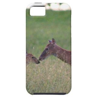 Liefde u herten tough iPhone 5 hoesje