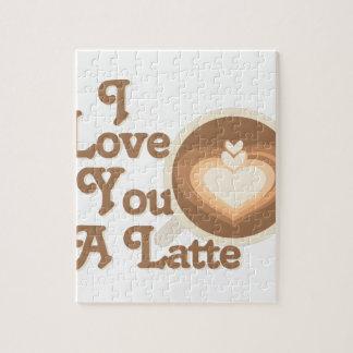 Liefde u Latte Puzzel