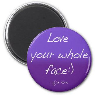 Liefde u magneet