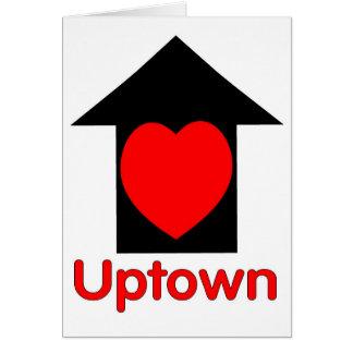Liefde Uptown Kaart