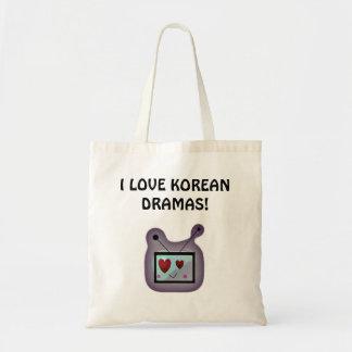 Liefde voor Koreaanse Drama's Tassen
