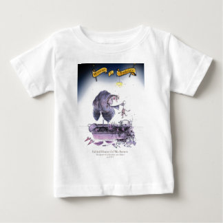 liefde Yorkshire ol ma fret Baby T Shirts
