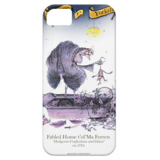 liefde Yorkshire ol ma fret Barely There iPhone 5 Hoesje